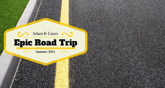 2014 road trip logo