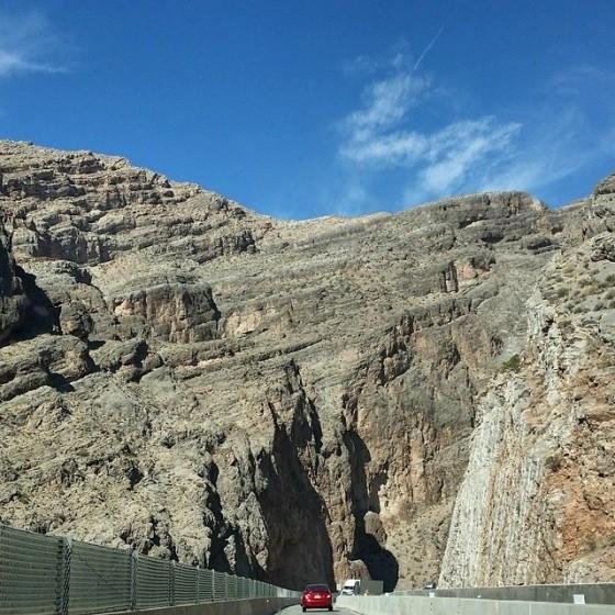 Arizona canyons